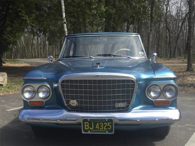 1963 Studebaker Lark - Studebaker (23)