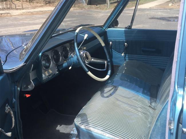 1963 Studebaker Lark - Lark (24)
