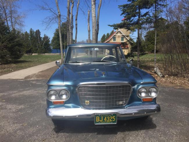 1963 Studebaker Lark - Illinois (27)