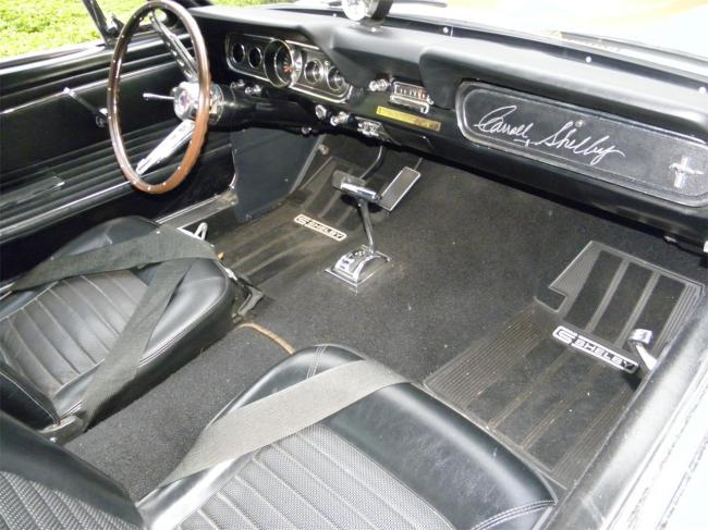 1966 Shelby Mustang - Mustang (4)
