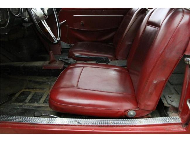 1960 Fiat Abarth in Beverly Hills, California