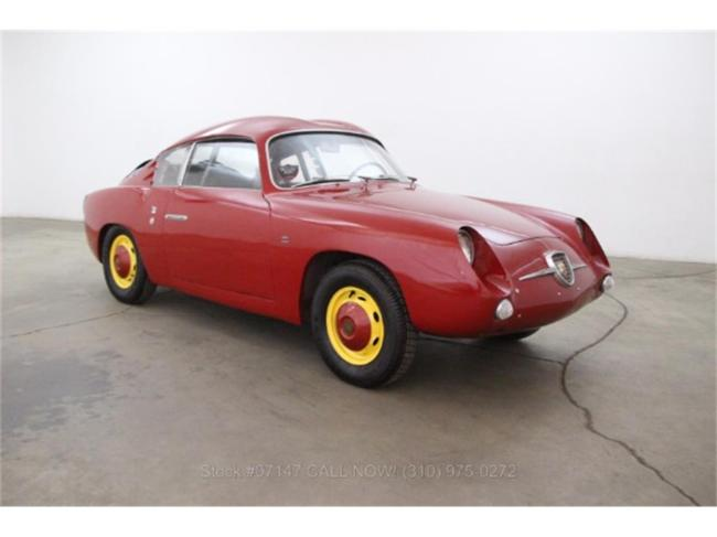 1960 Fiat Abarth - 1960 (10)