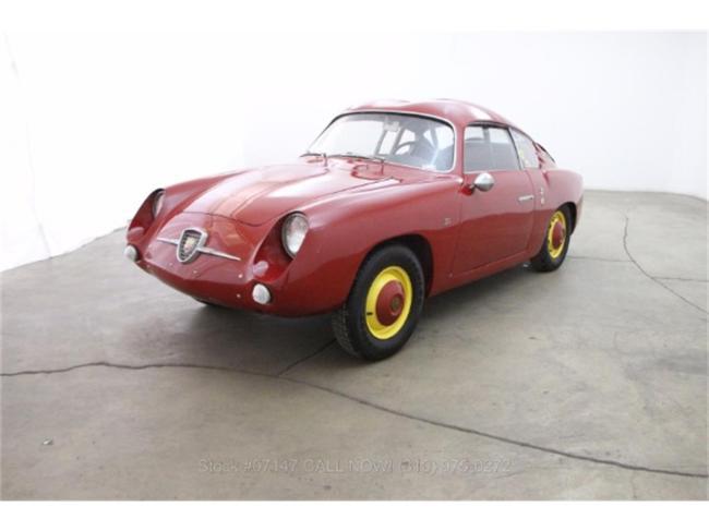 1960 Fiat Abarth - Abarth (24)