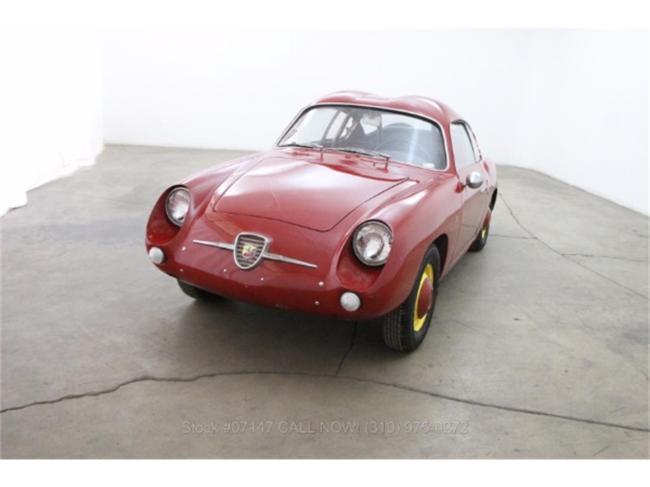 1960 Fiat Abarth - Fiat (25)
