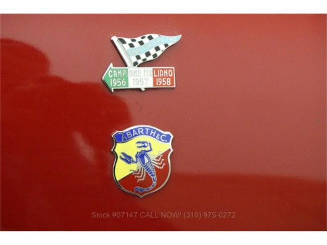 1960 Fiat Abarth - Abarth (28)