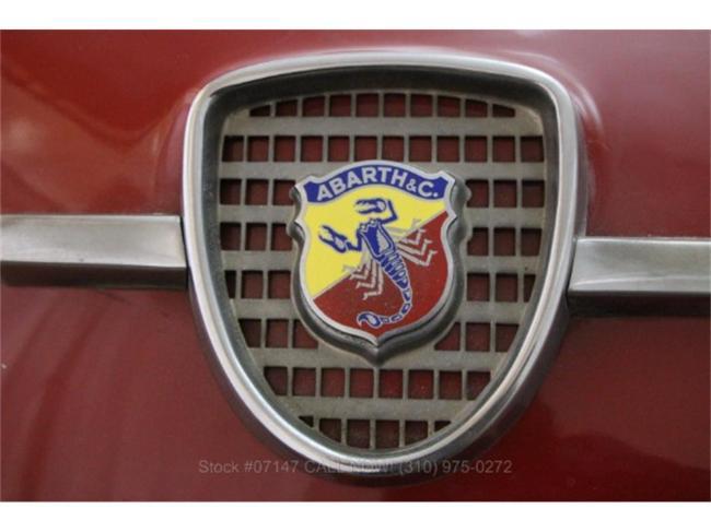 1960 Fiat Abarth - Fiat (36)