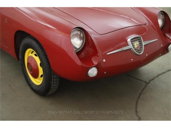 1960 Fiat Abarth - California (38)