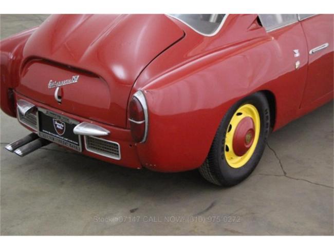1960 Fiat Abarth - Abarth (39)