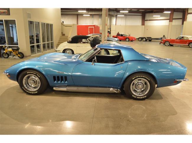 1969 Chevrolet Corvette - Chevrolet (1)