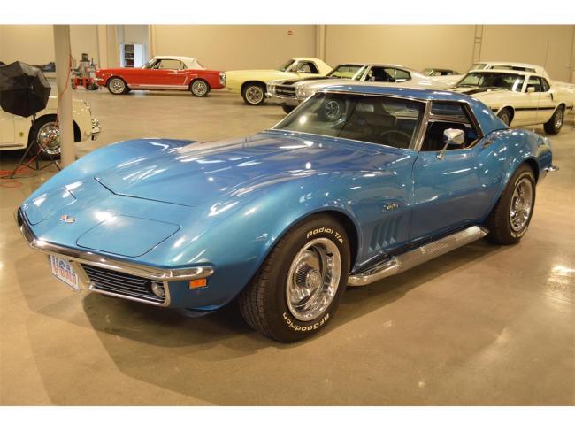 1969 Chevrolet Corvette - Alabama (6)