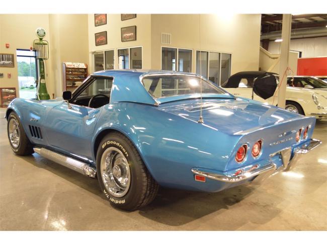 1969 Chevrolet Corvette - Manual (9)