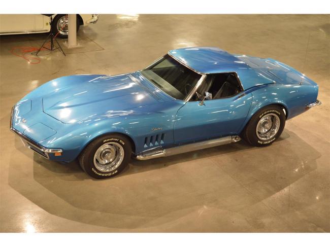 1969 Chevrolet Corvette - Chevrolet (2)