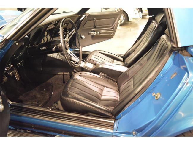 1969 Chevrolet Corvette - Chevrolet (18)