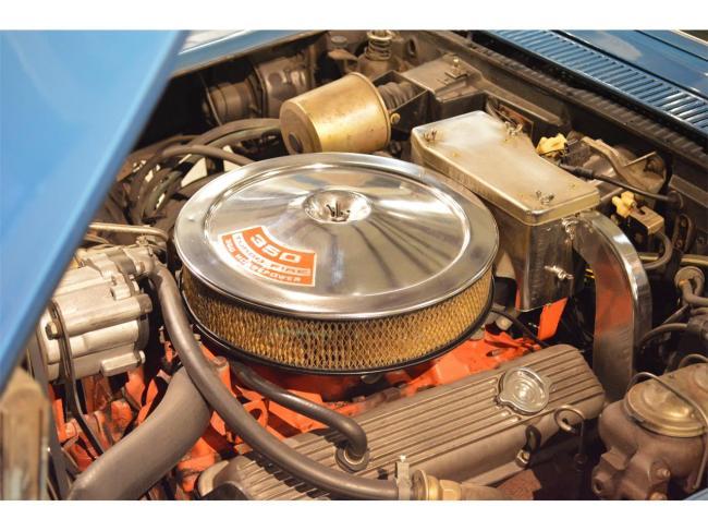 1969 Chevrolet Corvette - Manual (19)