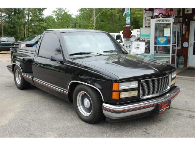 1994 GMC Sierra - Automatic (9)