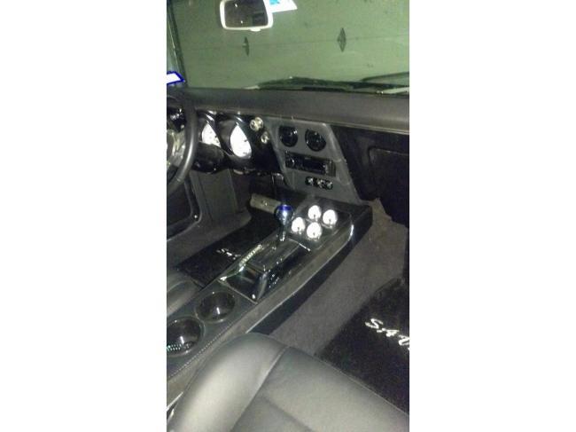 1968 Chevrolet Camaro RS - Camaro RS (22)