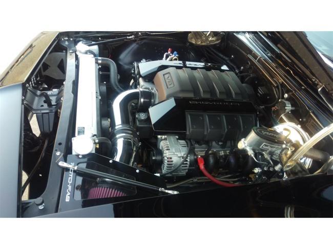 1968 Chevrolet Camaro RS - Camaro RS (19)