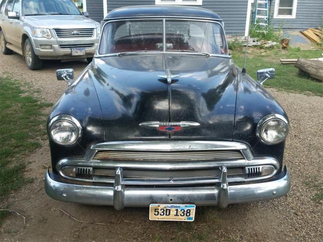 1951 Chevrolet Bel Air - Bel Air (9)