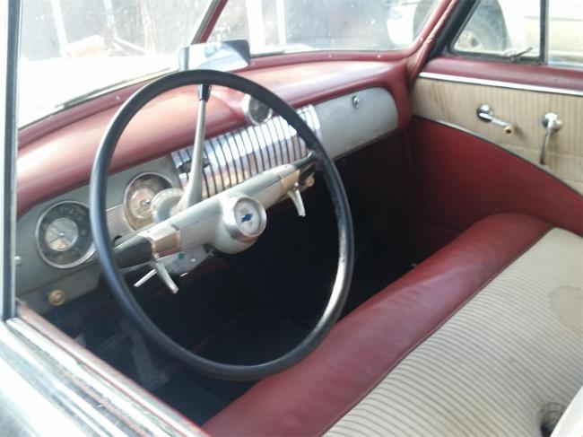 1951 Chevrolet Bel Air - Automatic (11)