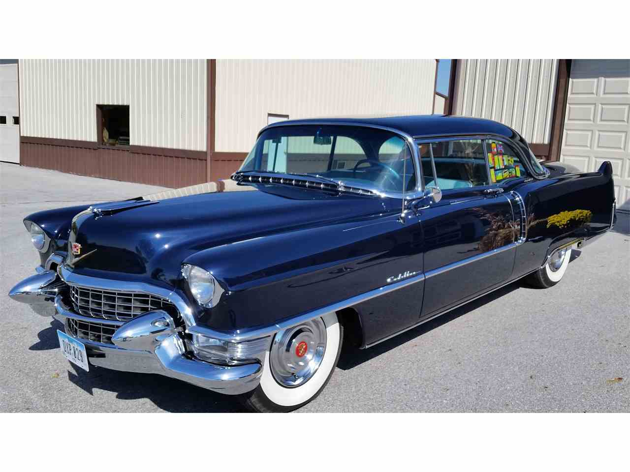 Old Classic El Camino Muscle Cars Wallpaper 1955 Cadillac Coupe Deville For Sale Classiccars Com