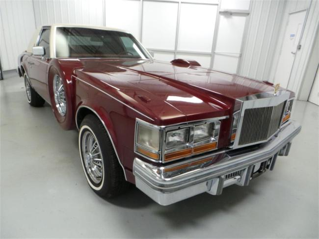 1979 Cadillac Seville in Christiansburg, Virginia
