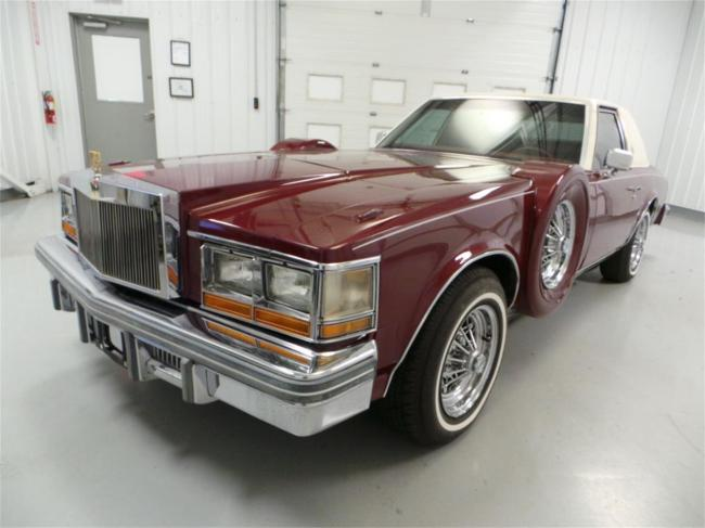 1979 Cadillac Seville - Cadillac (3)