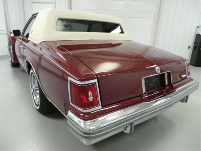 1979 Cadillac Seville - Seville (56)