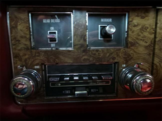 1979 Cadillac Seville - Seville (68)