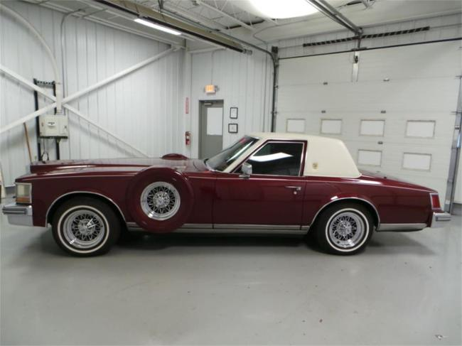 1979 Cadillac Seville - Virginia (75)