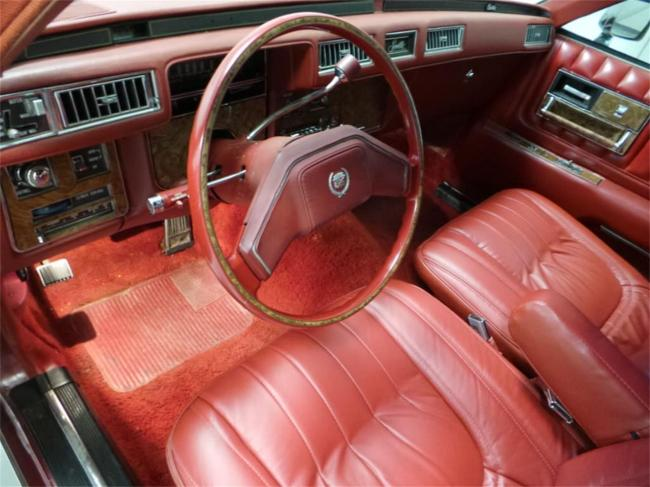1979 Cadillac Seville - Seville (76)
