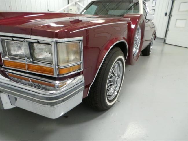 1979 Cadillac Seville - Cadillac (80)