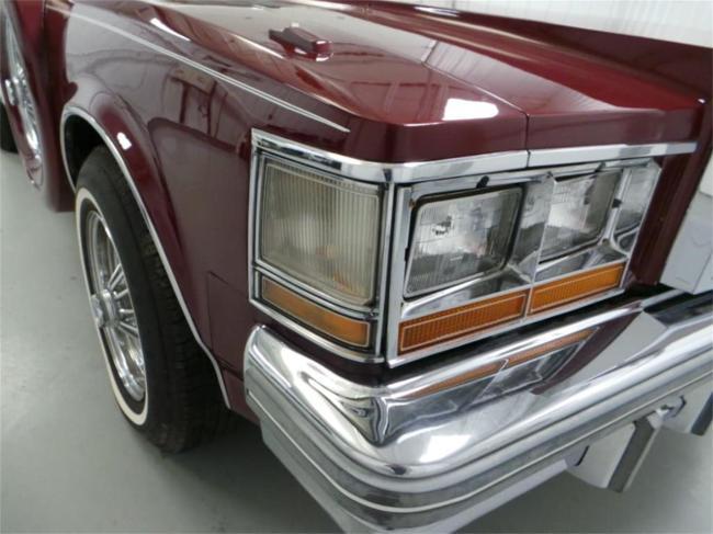 1979 Cadillac Seville - Cadillac (92)