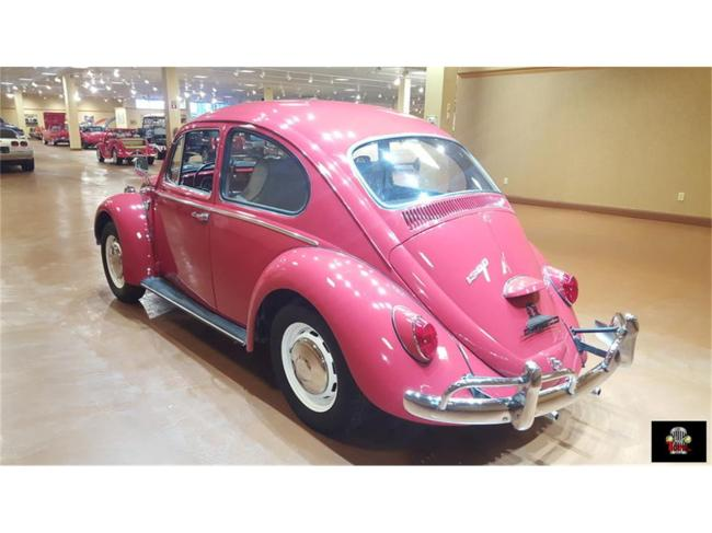 1966 Volkswagen Beetle - Manual (5)