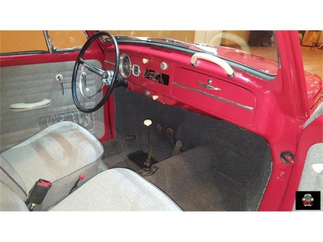 1966 Volkswagen Beetle - Beetle (30)