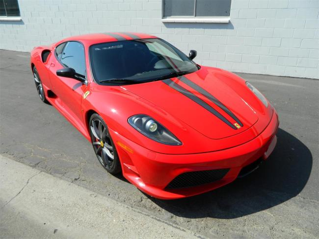 2008 Ferrari F430 in Orange, California