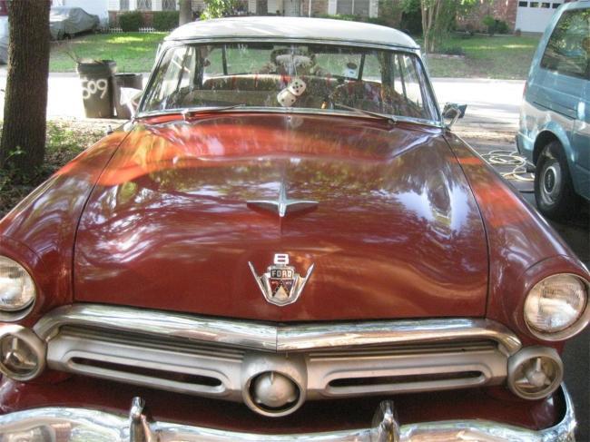 1952 Ford Victoria - Texas (2)