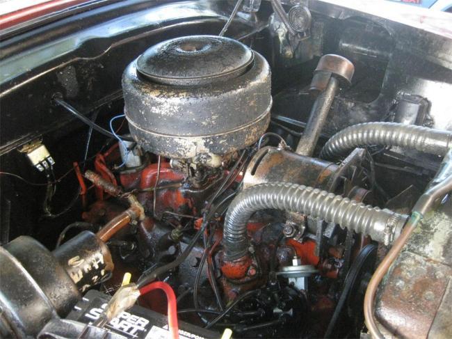 1952 Ford Victoria - Automatic (28)