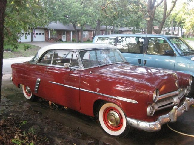 1952 Ford Victoria - Ford (1)