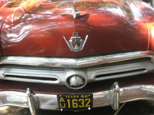1952 Ford Victoria - Ford (10)