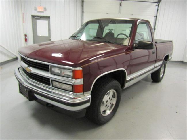 1995 Chevrolet K-1500 - K-1500 (4)
