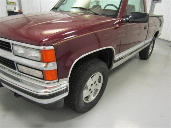 1995 Chevrolet K-1500 - Chevrolet (28)