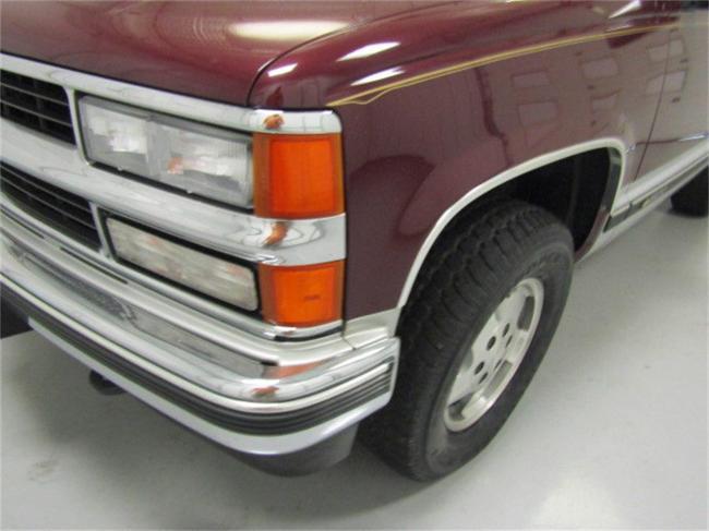 1995 Chevrolet K-1500 - Virginia (29)