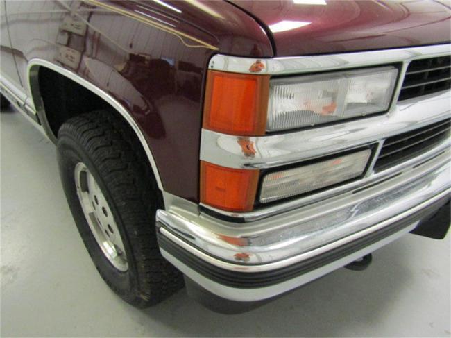 1995 Chevrolet K-1500 - Virginia (31)