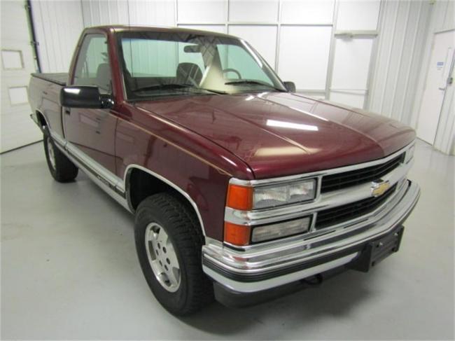 1995 Chevrolet K-1500 - 1995 (51)
