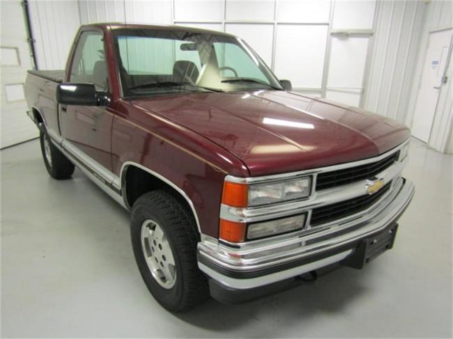1995 Chevrolet K-1500 - Virginia (56)