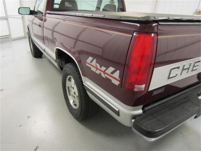 1995 Chevrolet K-1500 - Virginia (60)