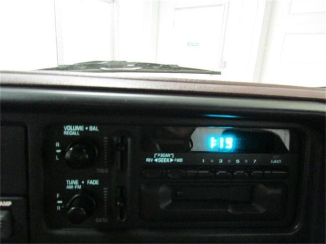 1995 Chevrolet K-1500 - Chevrolet (65)