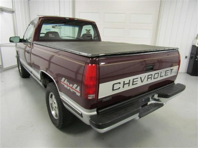 1995 Chevrolet K-1500 - K-1500 (67)
