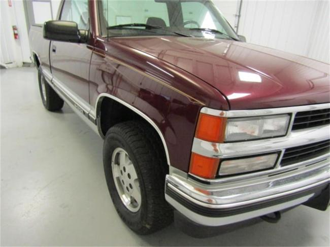 1995 Chevrolet K-1500 - Automatic (73)