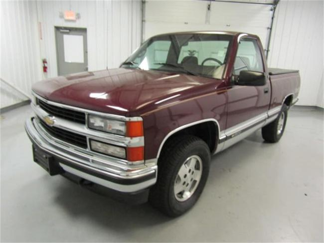 1995 Chevrolet K-1500 - Automatic (79)